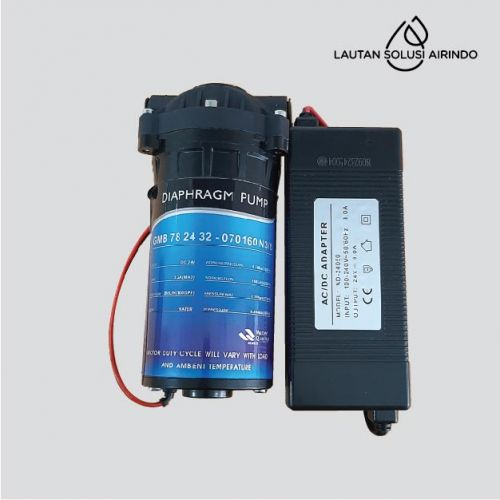 RO Pump BP-01-400 GPD + Adapter