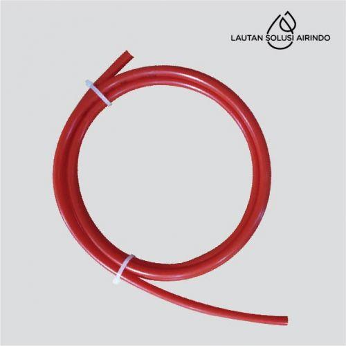 RO TUBE ( 1/4 ) RED / 1 METER