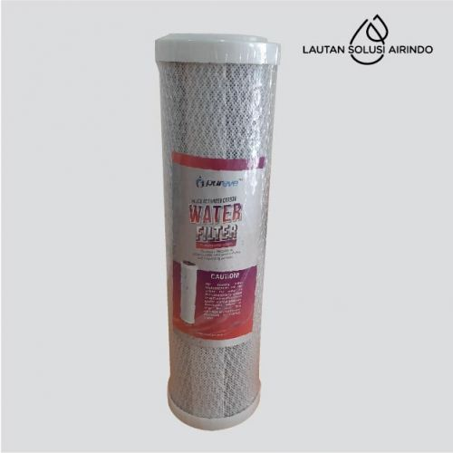 PUREVE FILTER CARTRIDGE CTO-10 BLOCK