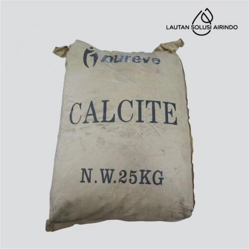 PUREVE CALCITE 95% ( pH ADJUSTER ) / 25 KG