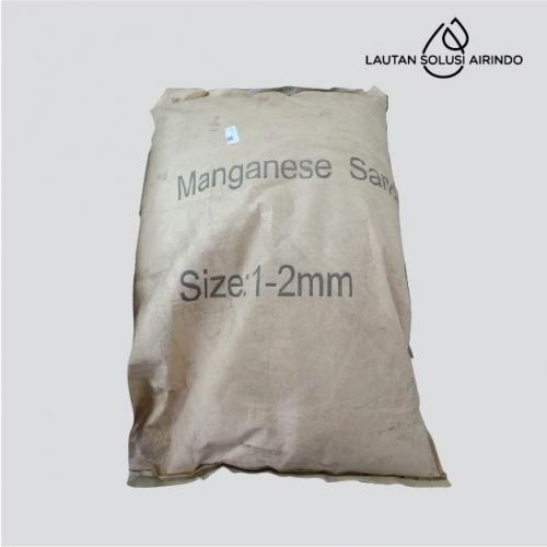 MANGANESE SAND FILTER MEDIA 1-2 MM / 25 KG