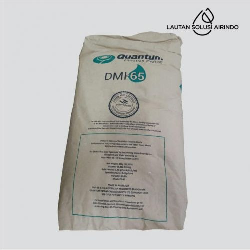 Manganese iron removal / CatalytIc Media DMI 65 / 21 Kg