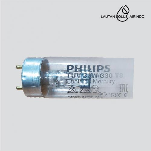 UV LAMP 30W PHILIPS 8 GPM