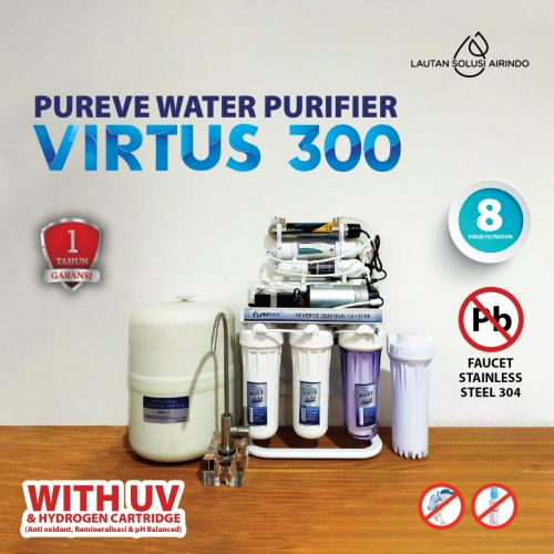 PUREVE WATER PURIFIER RO VIRTUS 300