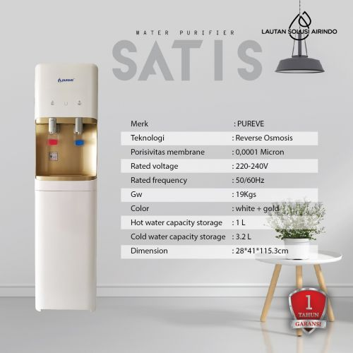 jual dispenser reverse osmosis RO harga terbaik